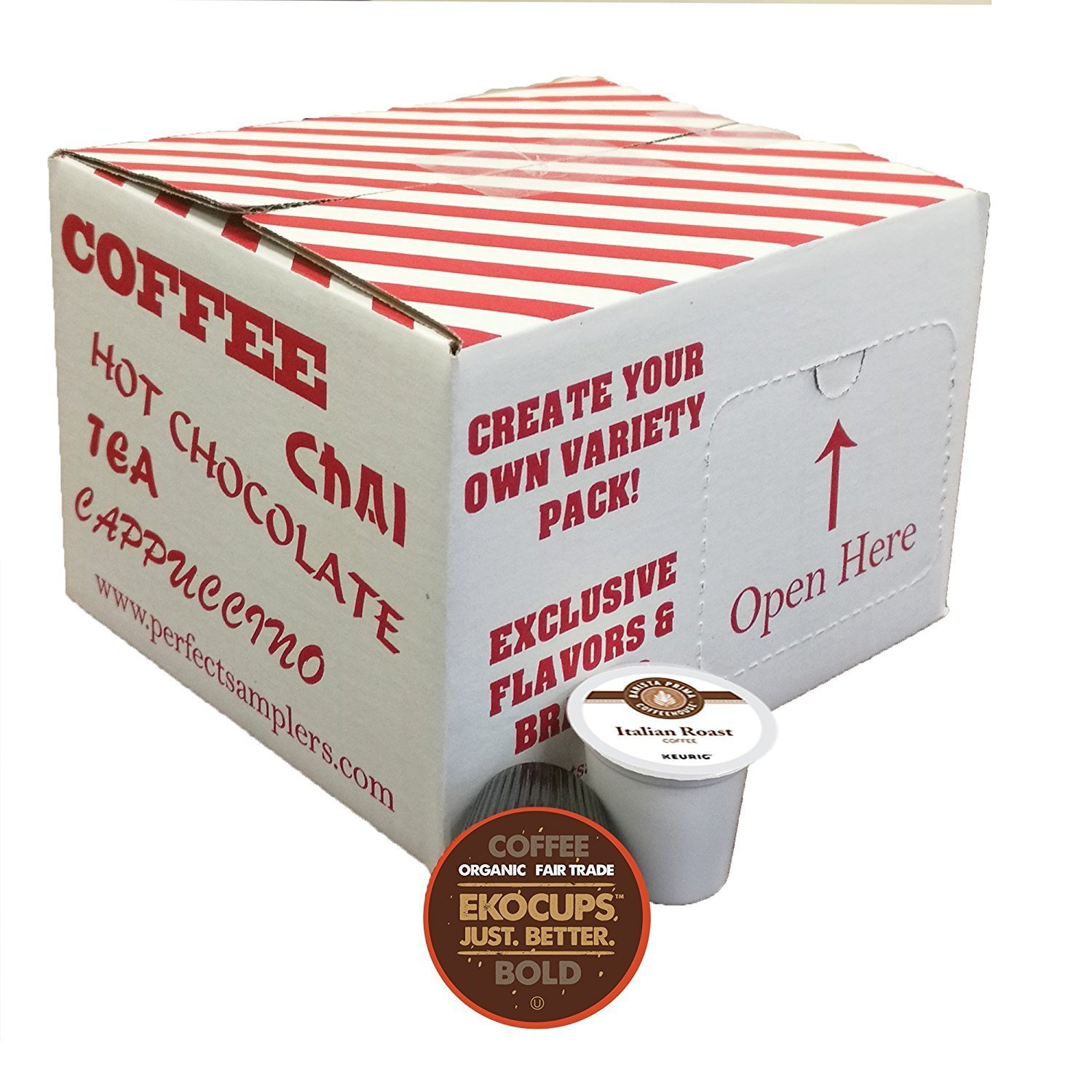 40-count BOLD DARK ROAST COFFEE Single Serve Cups For