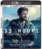 13 Hours: The Secret Soldiers of Benghazi (Blu-Ray 4K Ultra HD + Blu-Ray)