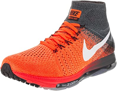 Nike 844134-800, Zapatillas de Trail Running para Hombre, Naranja (Total Orange/White/Anthracite), 46 EU: Amazon.es: Zapatos y complementos