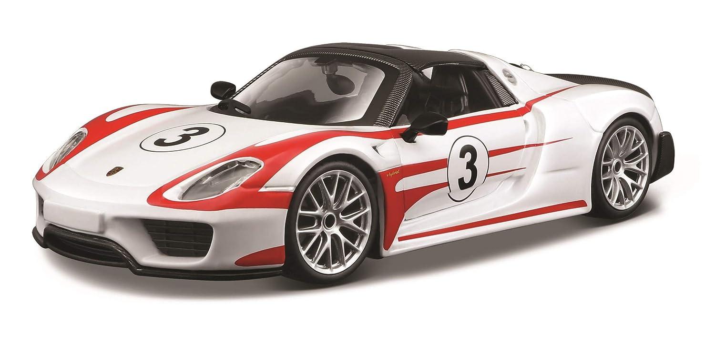 /Porsche 918/Weissach Bburago 15628009/
