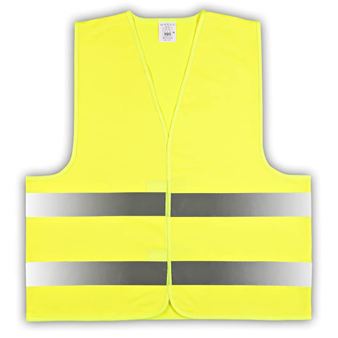 Facility Maintenance & Safety Easymesh® Kinder Signalweste Warnweste Weiß Xs Oder S Other Kids' Clothing & Accs