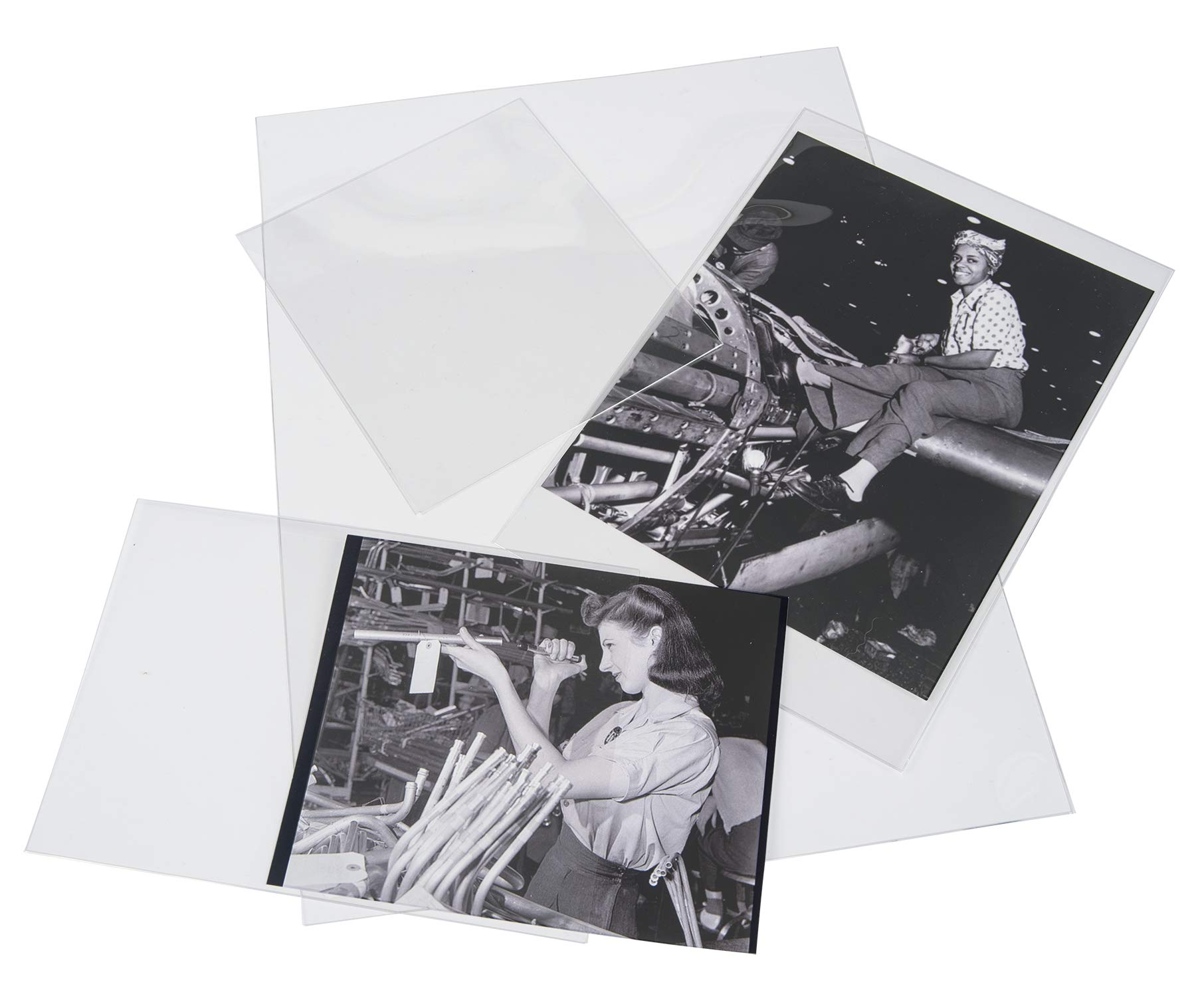 Gaylord Archival Archival Polyester Preservation Sleeves Variety Pack