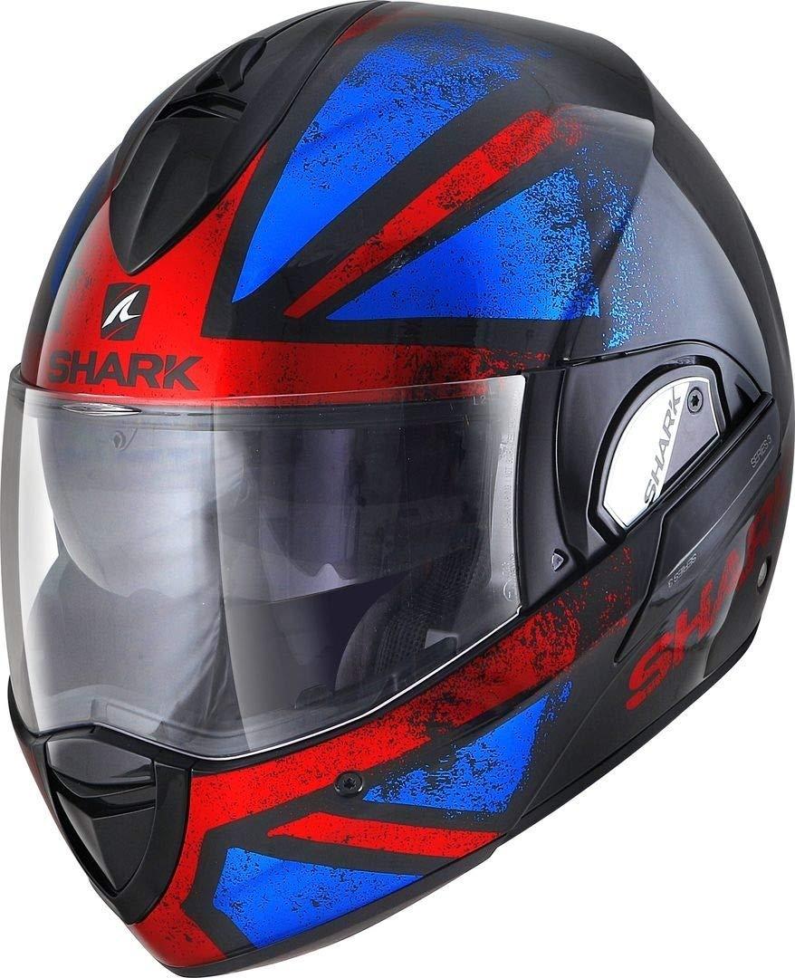Motorcycle helmets EVOLINE 3 TIXER KRB Shark