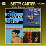 Four Classic Albums (Meet Betty Carter And Ray Bryant / Out There / The Modern Sound Of Betty Carter / Ray Charles And Betty Carter)