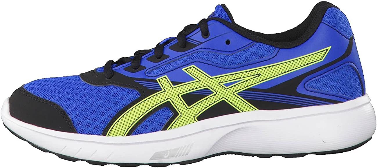 Asics Stormer GS Junior Zapatillas para Correr - 37.5: Amazon.es ...