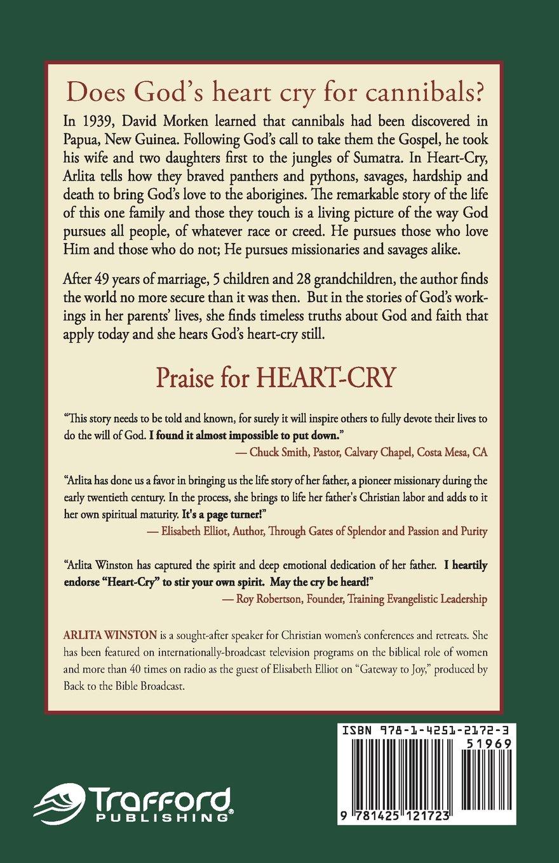 Heart-Cry by Trafford Publishing