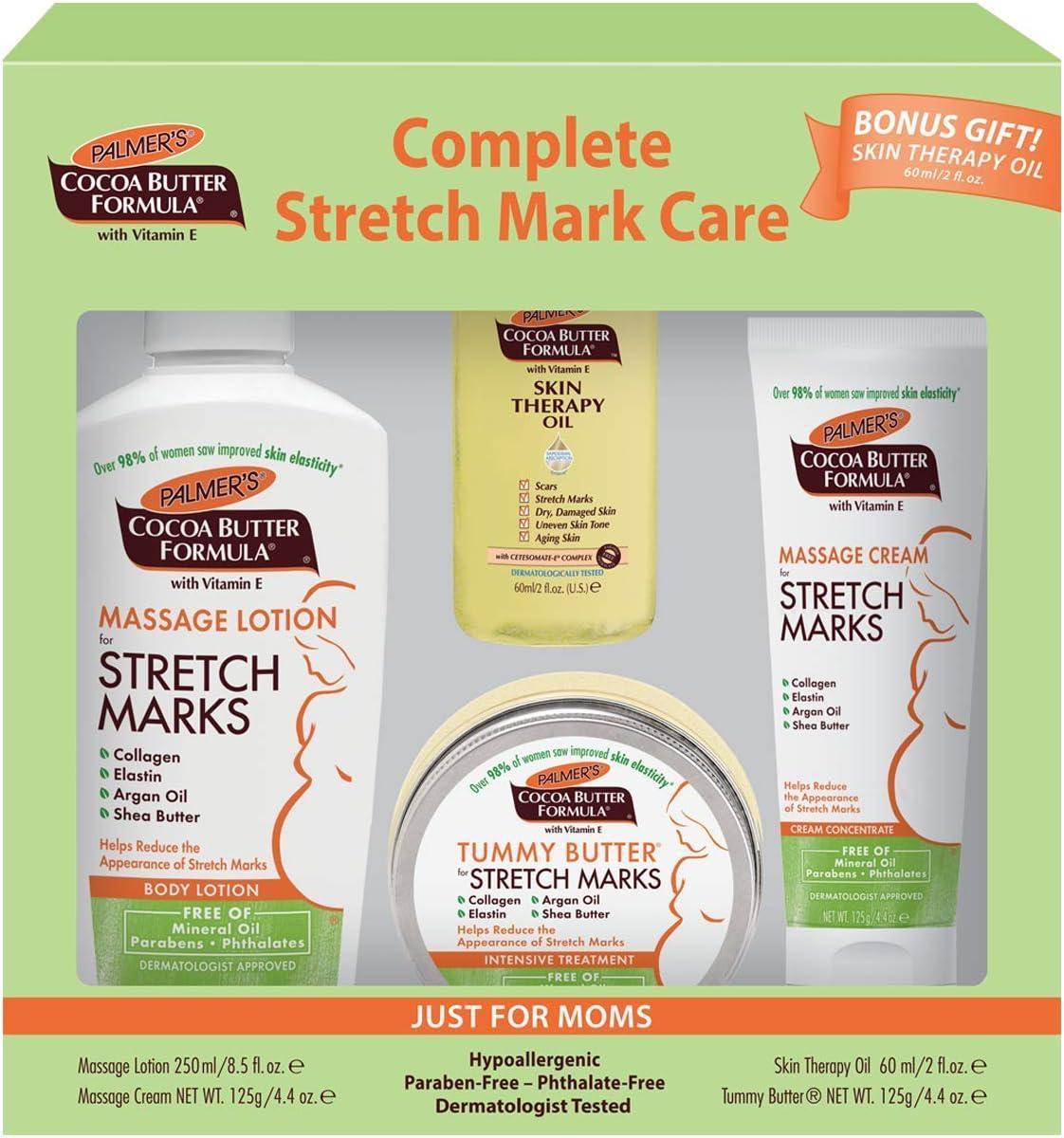 Amazon Com Palmer S Cocoa Butter Formula Complete Stretch Mark