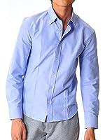 (スペイド) SPADE シャツ メンズ 長袖 Yシャツ カッターシャツ ダンガリー 【e250】