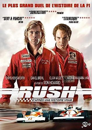 Amazon.com: Rush: Chris Hemsworth, Daniel Brühl, Olivia Wilde ...