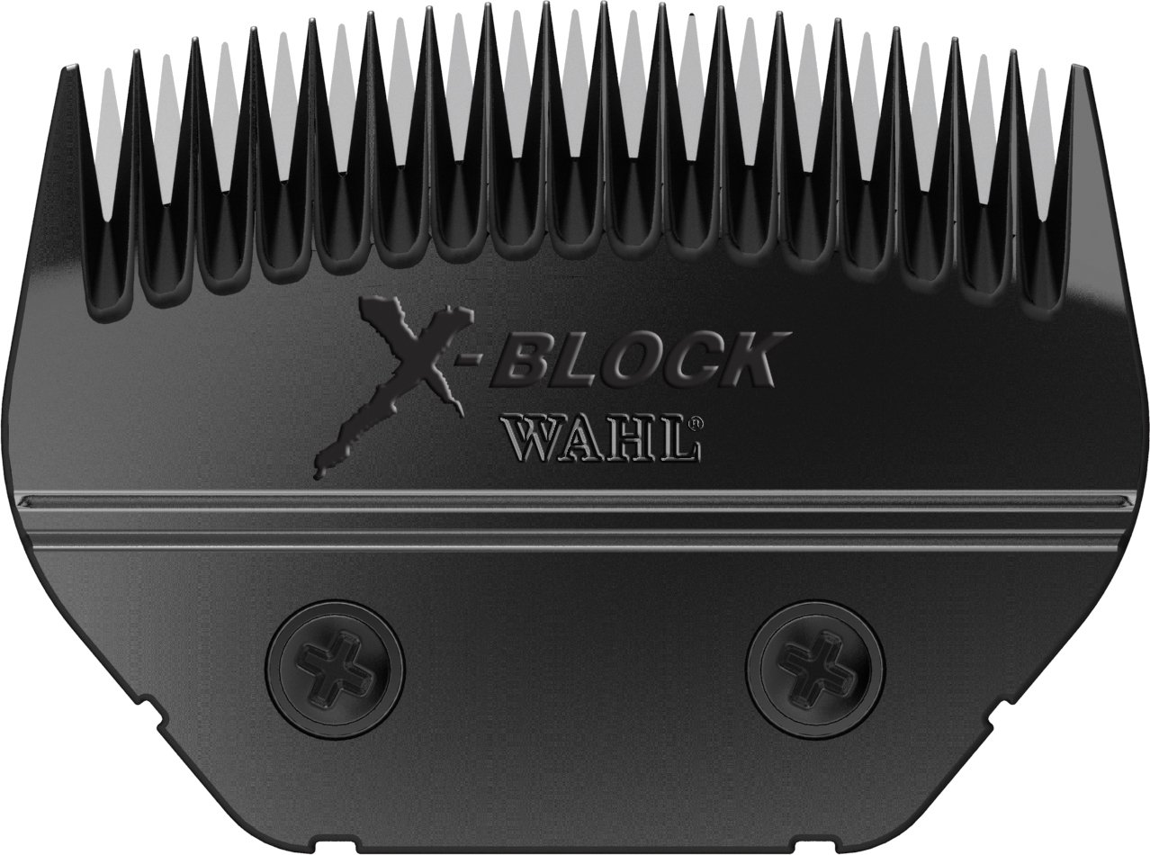 Wahl Professional Animal X-Block Ultimate Competition Series Detachable Blade for Cattle and Sheep (#2430-500)