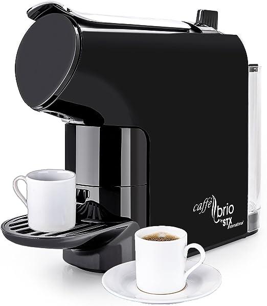 Amazon.com: Caffé Brio, cápsula de Nespresso originalline ...