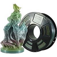 Stronghero3D 3D Print PLA Filament 1.75mm Epic Rainbow Multicolors Poids Net Précision 1kg +/- 0.05mm