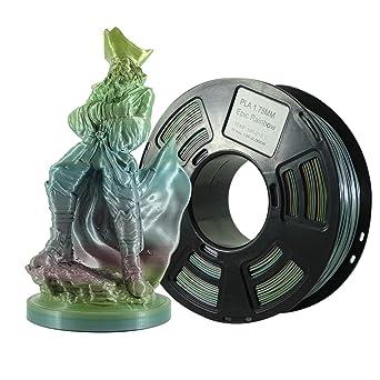 Stronghero3D - Filamento PLA de impresión 3D, 1,75 mm, Epic ...