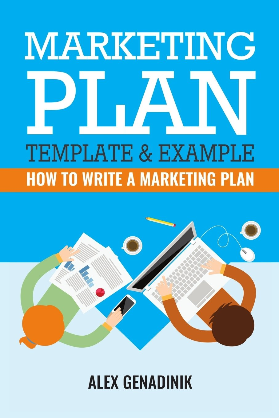 Marketing Plan Template Example marketing product image