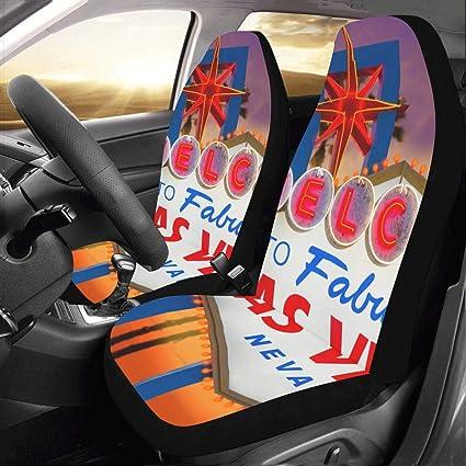 Cubierta del asiento trasero del coche Cartel de Las Vegas y ...