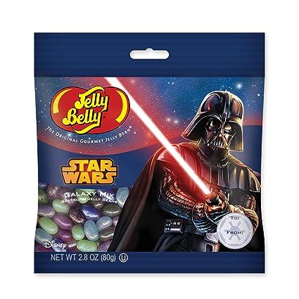 Jelly Belly star wars Galaxy mezcla brillante de gominolas ...