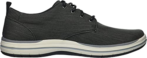 TALLA 41 EU. Skechers Encaje De Elson Moten Mens Casuales Zapatos