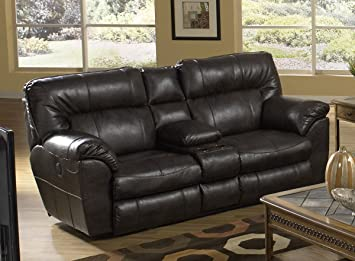 CatNapper Nolan Power Extra Wide Reclining Console Loveseat with Storage and Cupholders - Goa 64049- & Amazon.com : CatNapper Nolan Power Extra Wide Reclining Console ... islam-shia.org