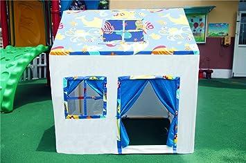 Honeyy Los Peces Marinos Ninos Creativos Casa Carpas Carpas Juegos - Casa-de-juegos-infantiles