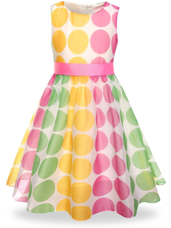 Vintage Style Children's Clothing: Girls, Boys, Baby, Toddler Bonny Billy Girls Classy Vintage Floral Swing Kids Party Dresses $22.88 AT vintagedancer.com