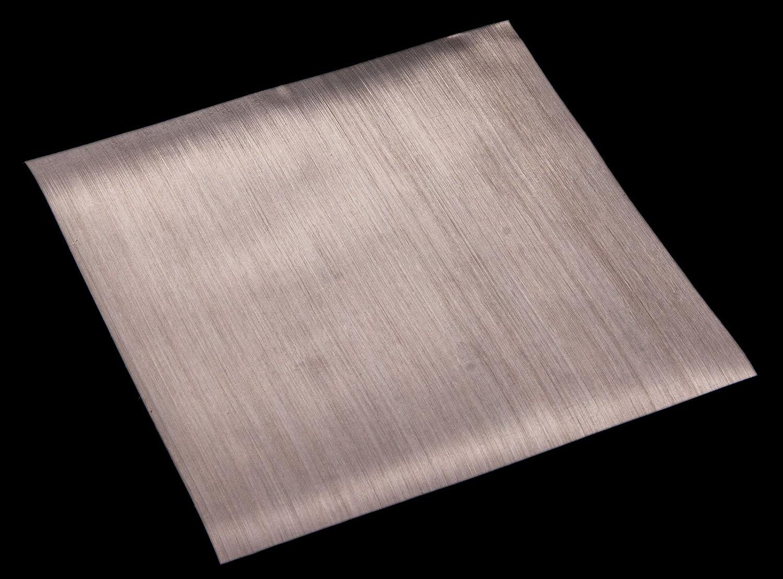 Inoxia Ltd - Grillage Mé tallique En Acier Inoxyable 316L, 500 Maille, Ouverture De 27 micron, Taille: 15cmx15cm