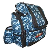 Innova Super HeroPack Backpack Disc Golf Bag - Blue Camo
