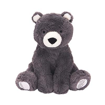 Lambs & Ivy Woodland Forest Plush Bear Stuffed Animal Toy - Oscar: Baby