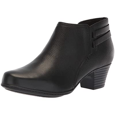 Amazon.com | Clarks Women's Valarie2ashly Fashion Boot | Ankle & Bootie