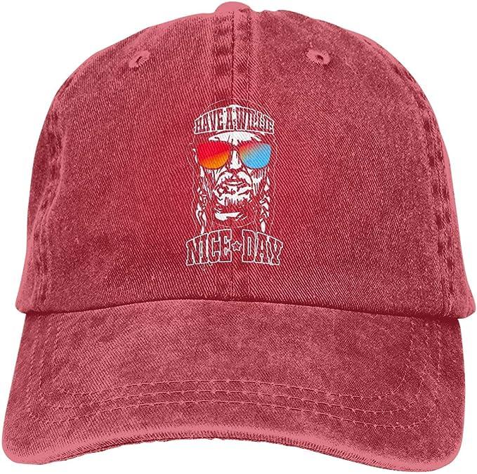 Jhonangel Have-A-Willie-Nice-Day Gorra de béisbol Sombrero de papá ...