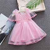 residentD (6M-24M) New Children's Princess Dress