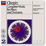 Chopin: Piano Concertos Nos.1 & 2 etc (2 CDs)