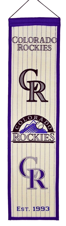 MLB Colorado Rockies Heritage Banner