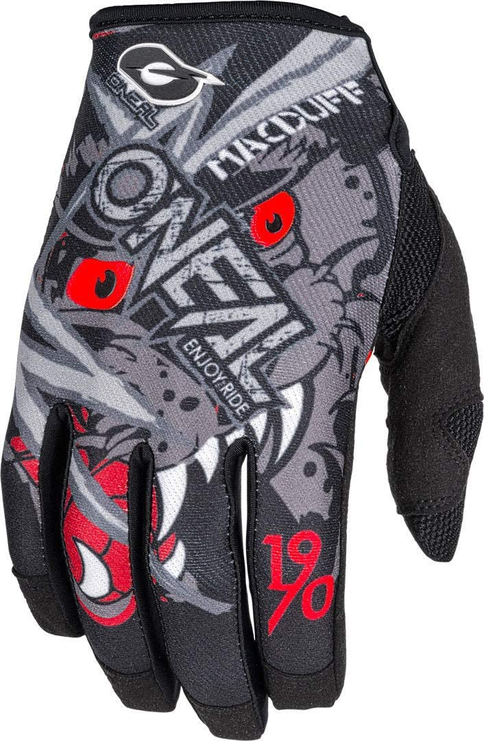 0385-968 Oneal Mayhem 2018 Matt MacDuff Signature Motocross Gloves S Multi