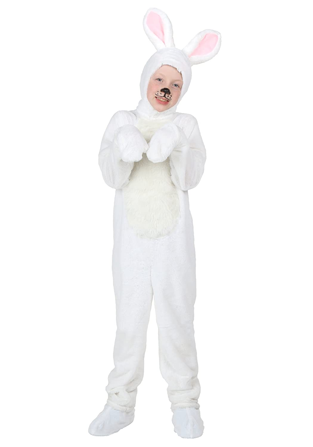 Fun Costumes Child White Bunny Costume