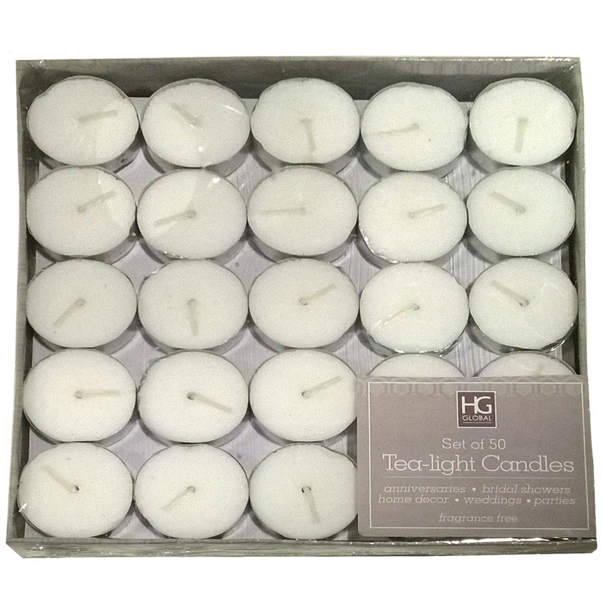 tea light candles unscented bulk buy quality tealights id ebay. Black Bedroom Furniture Sets. Home Design Ideas