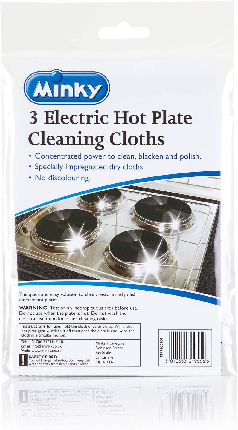 New Chance Hot Stick Wiping Cloth