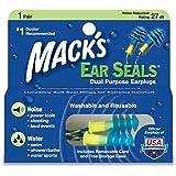 Mack's Ear Seals Earplugs