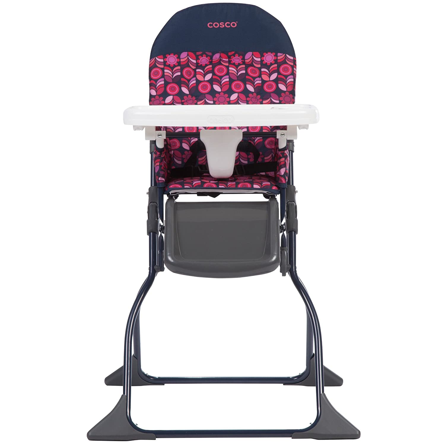 Cosco Simple Fold High Chair, Mapleton Cosco Inc HC225EDY