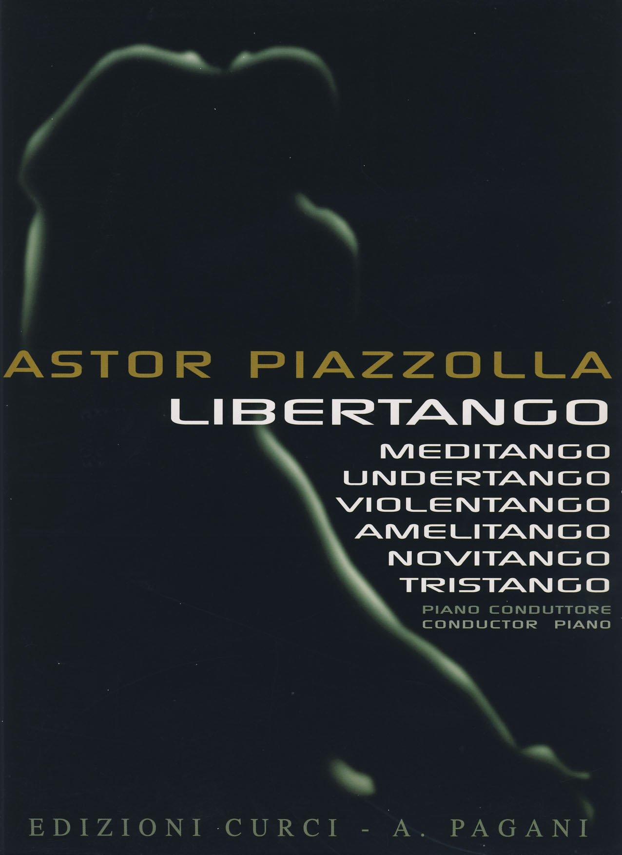 PIAZZOLLA - Album para Piano (Teclado) (Italian)