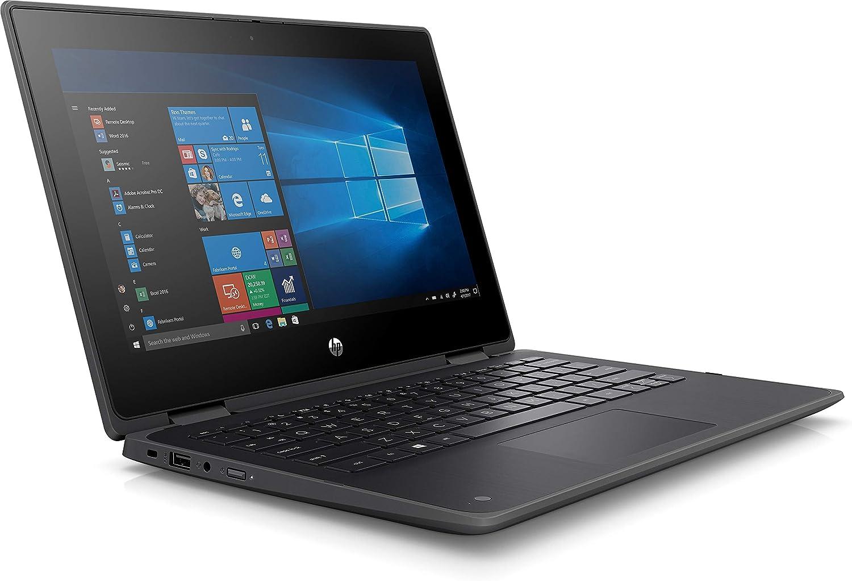 "HP ProBook x360 11 G5 EE 11.6"" Touchscreen 2 in 1 Notebook Celeron N4020 4GB RAM 64GB eMMc Chalkboard Gray"
