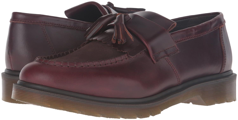 Mocasines Slip-on Adrian de Dr.Martens para mujeres, Charro + Marrš®n oscuro, 12 UK / 13 M US: Amazon.es: Zapatos y complementos