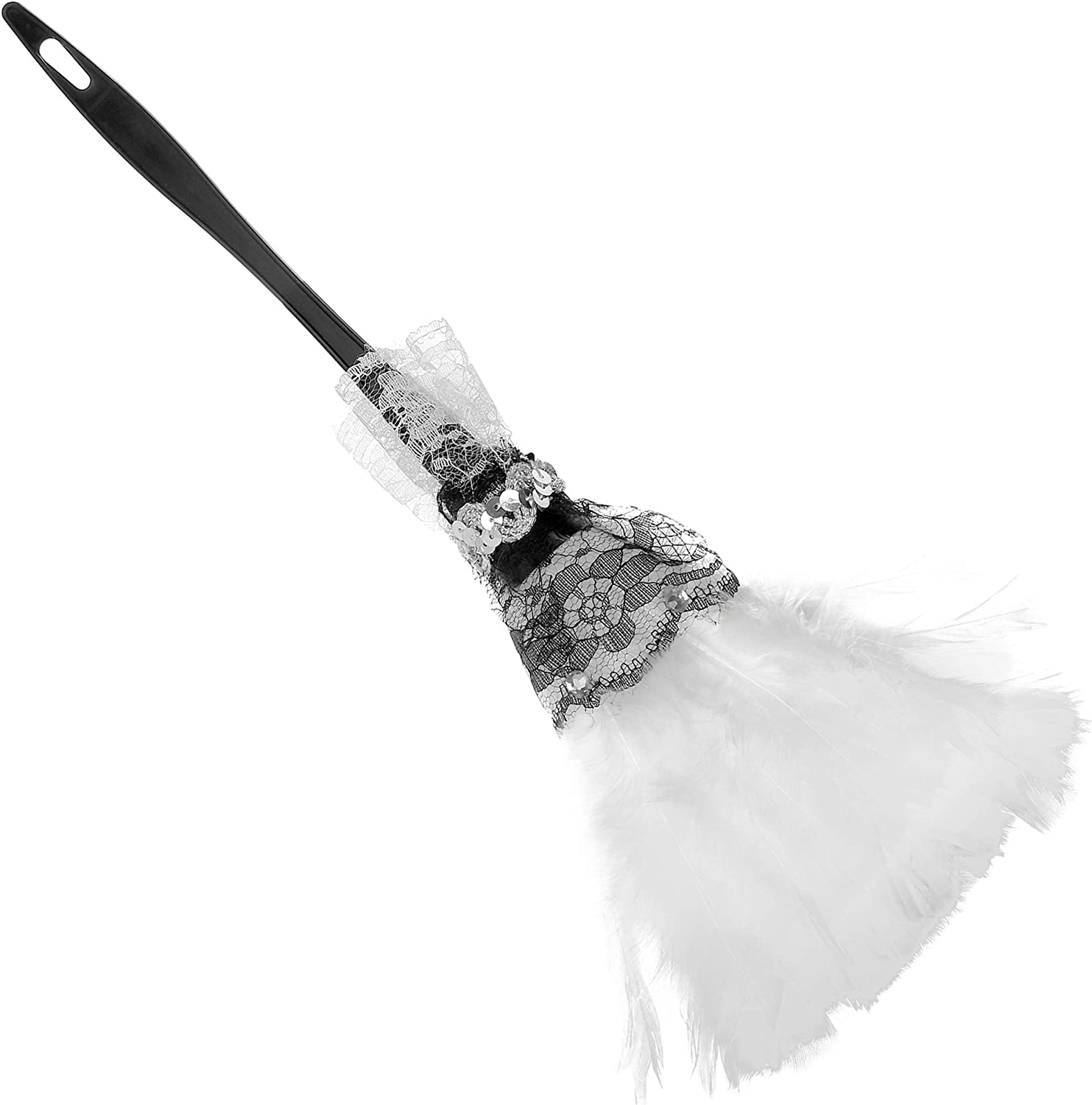 Feather Duster Maid Accessory