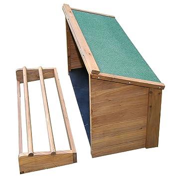 Ponedero para caseta de animales pequeños FORTUNA (82813) 41 x 63 x 41 cm: Amazon.es: Productos para mascotas