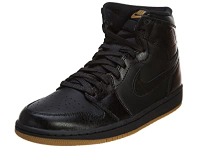 separation shoes 33044 0b64e Air Jordan 1 Retro High OG - 7.5  quot Black Gum quot  ...