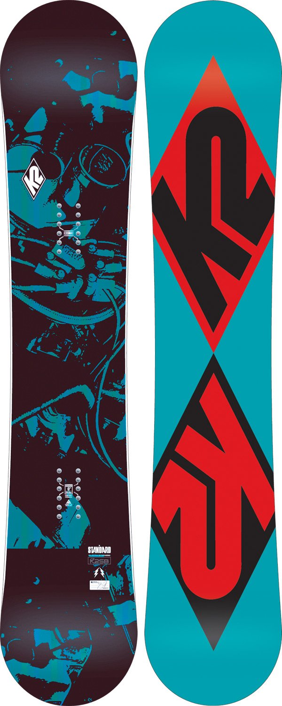 K2 Standard Snowboard Mens Sz 147cm by K2