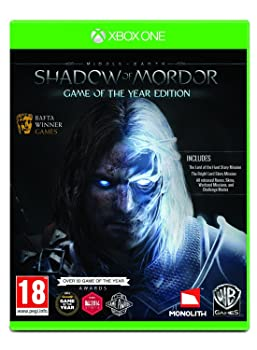 Mittelerde: Mordors Schatten - Game of the Year Edition [XO]