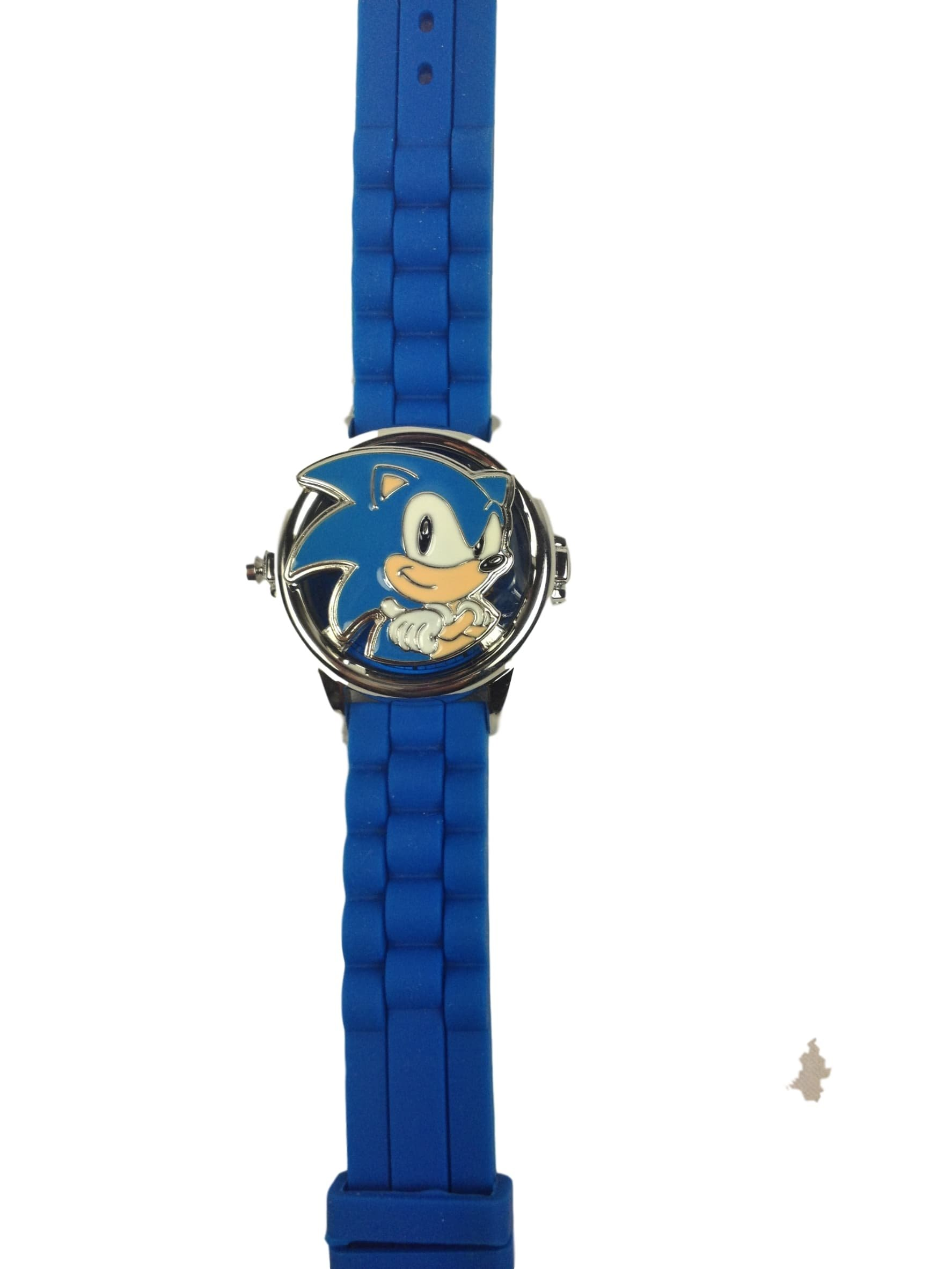 Sonic the Hedgehog Collector's Edition Spinner Watch