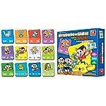 Brinquedo Pedagogico Madeira Turma da Monica Aprendendo Silaba, Brincadeira de Criança, 0066, Multicor