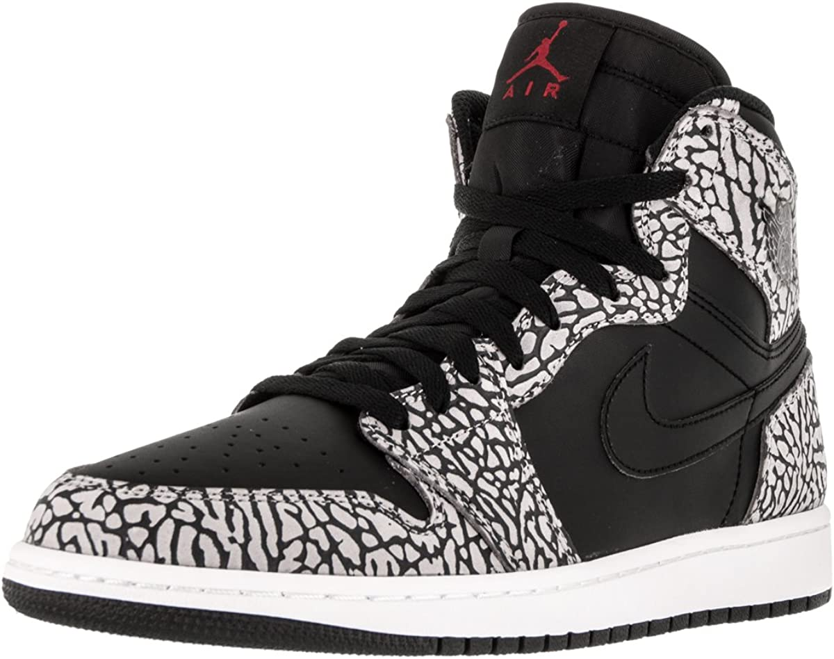 Nike 839115 Mens Air Jordan 1 Retro High Top Basketball Athletic Shoes Sneakers
