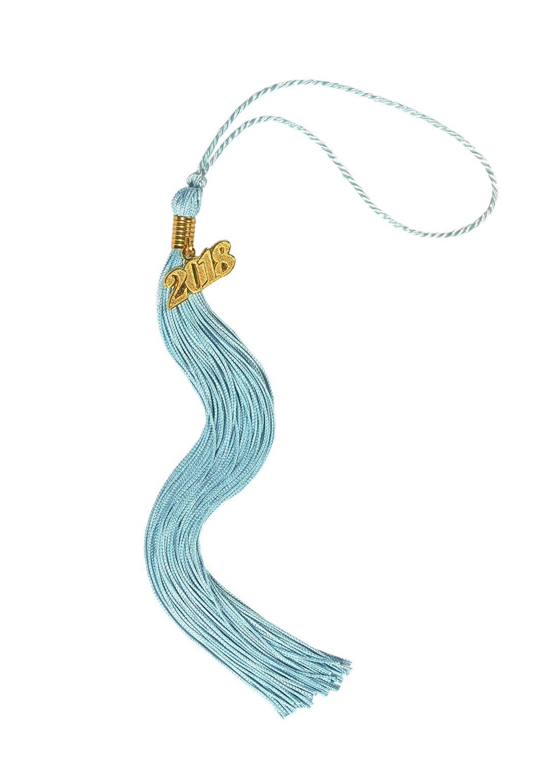 GradPlaza Graduation Tassel with 2018 Year Charm